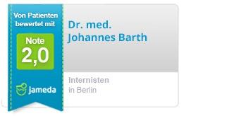 Johannes Barth Jameda