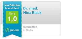 Nina Black Jameda