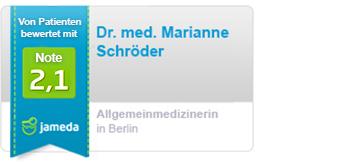 Dr. med. Marianne Schröder