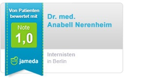 Anabell Nerenheim Jameda