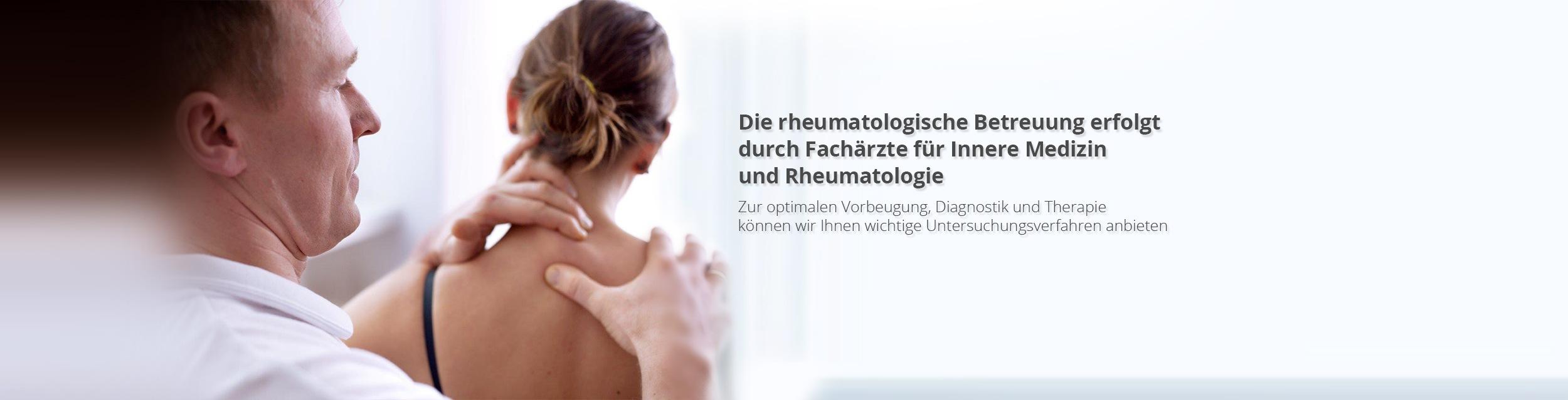 Rheumatologie